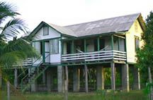Dadanawa Ranch in southern Guyana
