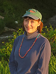 Laura Fellows, co-founder and tour coordinator for Exotic Birding tours - © Jim Wittenberger and Exotic Birding tours