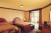 Ngorongoro Sopa Lodge room in Arusha - courtesy Ngorongoro Sopa Lodge