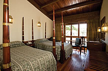 Seronera Wildlife Lodge room - courtesy Seronera Wildlife Lodge
